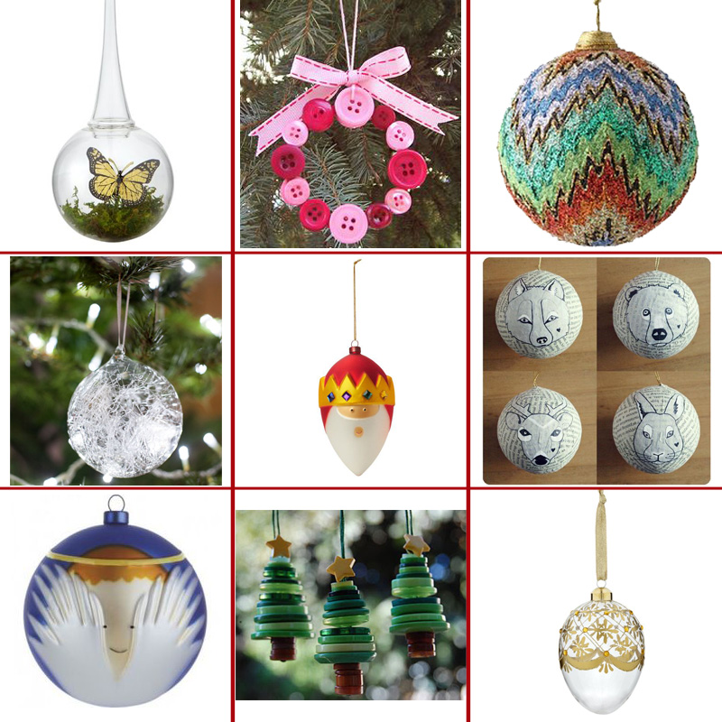 bauble ideas